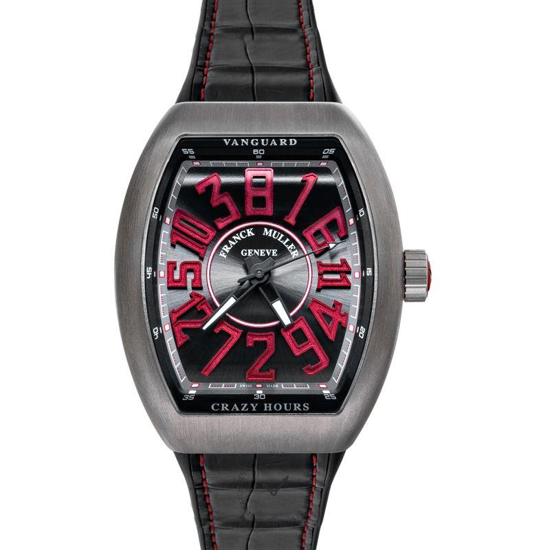 法穆蘭 Vanguard 腕錶系列 V45 CH TT BR ER