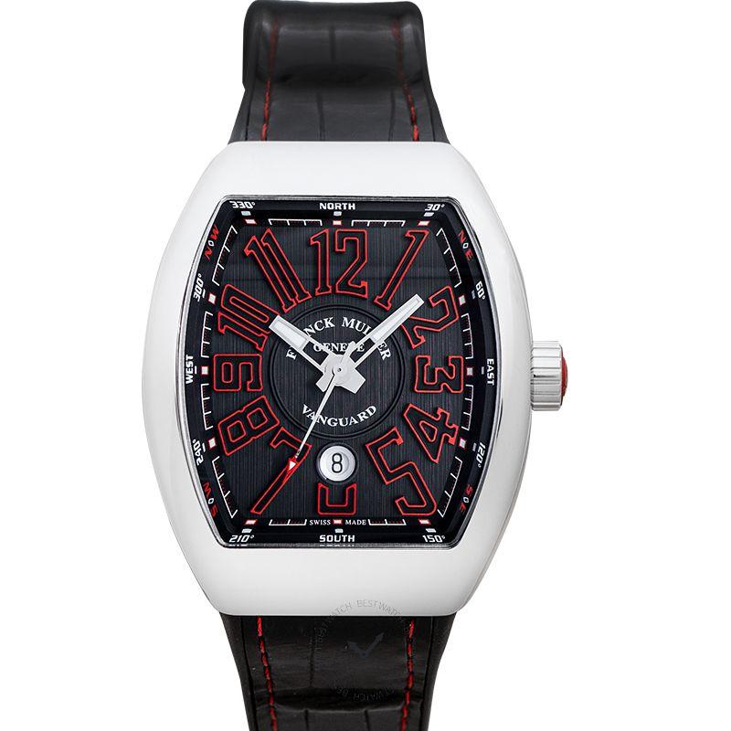 法穆蘭 Vanguard 腕錶系列 V45 SC DT AC ER
