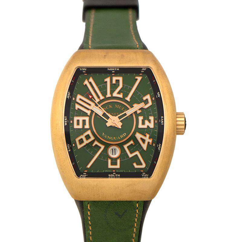 法穆蘭 Vanguard 腕錶系列 V45 SC DT CIR