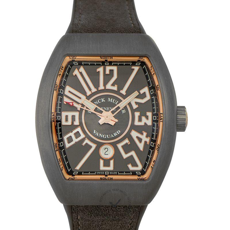法穆蘭 Vanguard 腕錶系列 V45 SCDT TTBR 5N