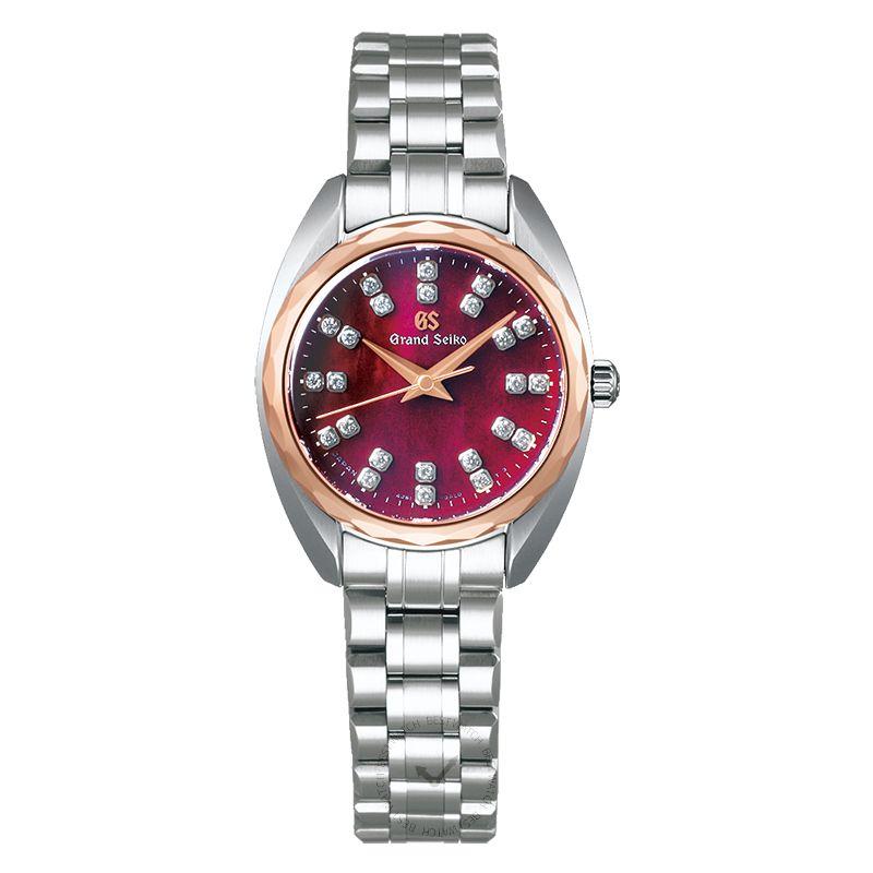 Grand Seiko 女裝腕錶系列 STGF332