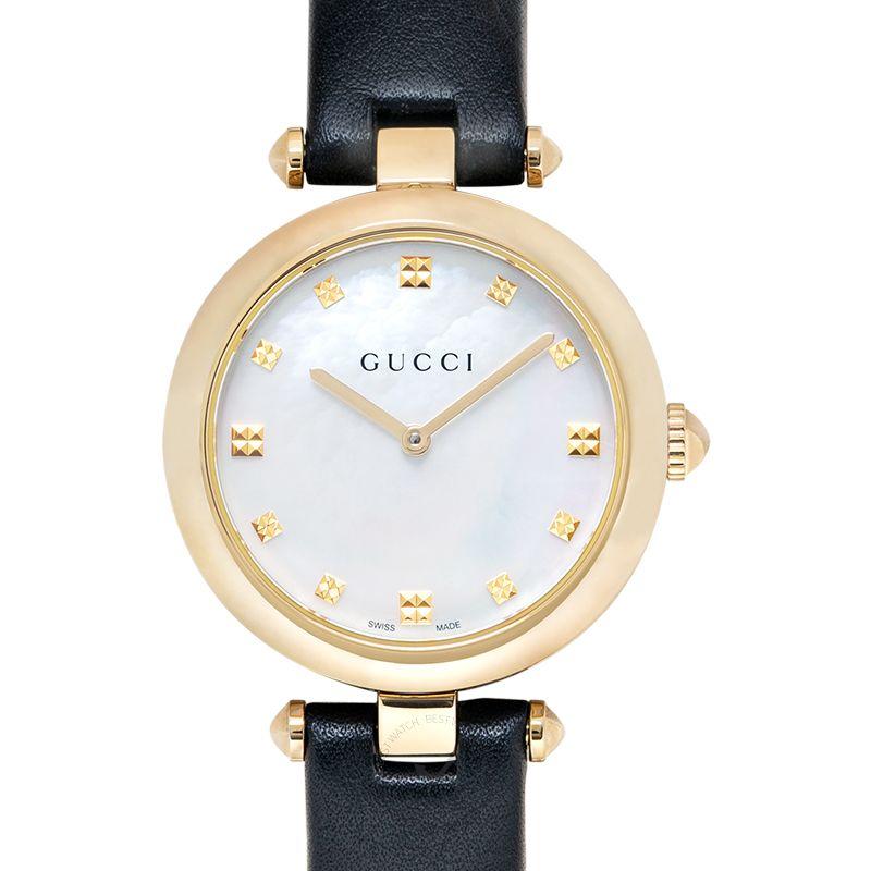 古馳 Diamantissima 腕錶系列 YA141404