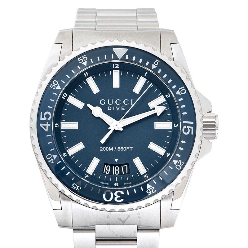 古馳 Dive腕錶系列 YA136203