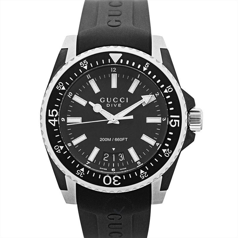 古馳 Dive腕錶系列 YA136204