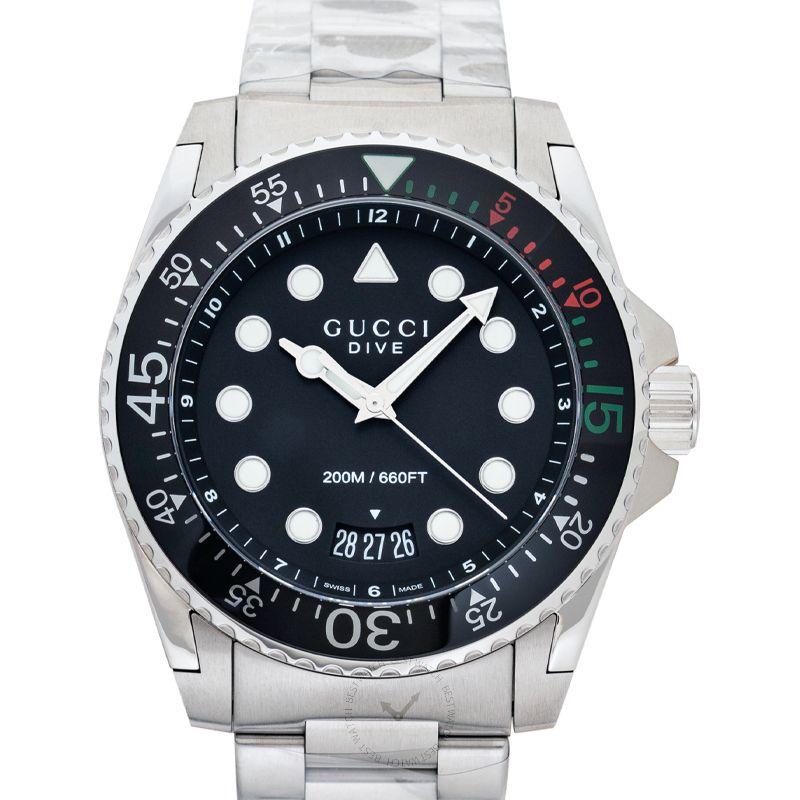 古馳 Dive腕錶系列 YA136208A
