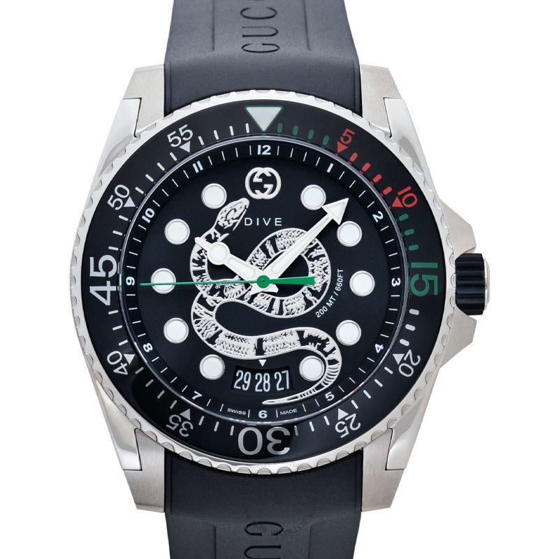 古馳 Dive腕錶系列 YA136217