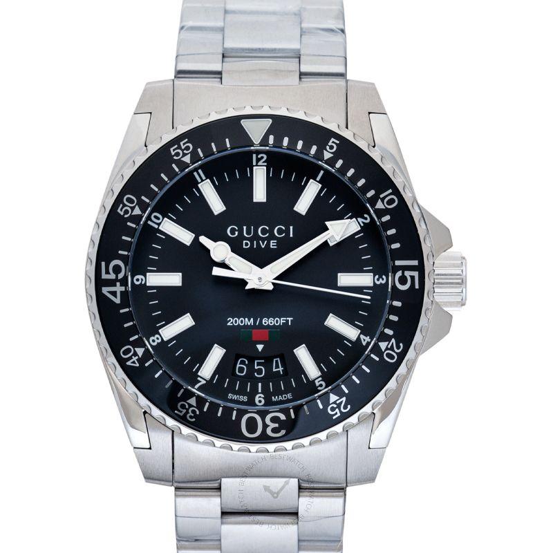 古馳 Dive腕錶系列 YA136301A