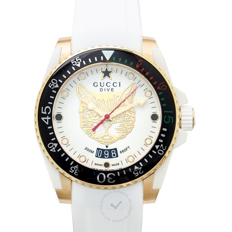 古馳 Dive腕錶系列 YA136322