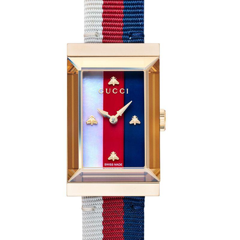 古馳 G-Frame腕錶系列 YA147405