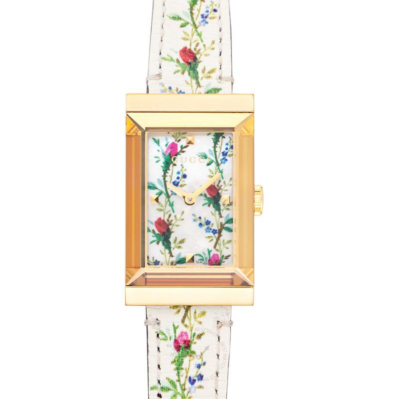 古馳 G-Frame腕錶系列 YA147407