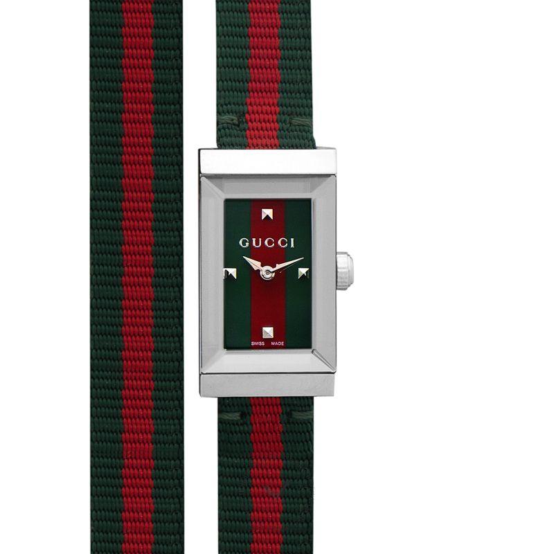 古馳 G-Frame腕錶系列 YA147503