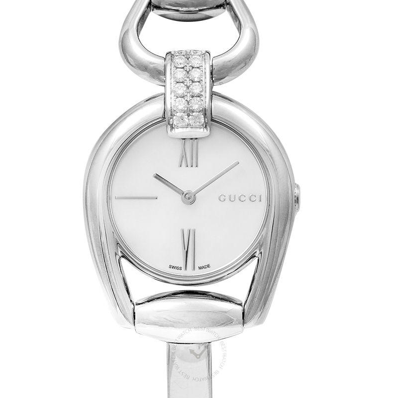 古馳 Horsebit腕錶系列 YA139504