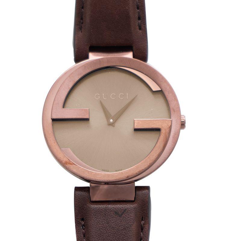 古馳 Interlocking腕錶系列 YA133309
