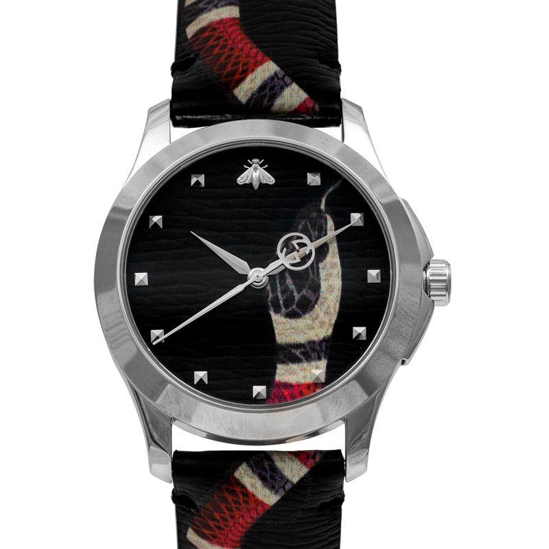 古馳 Le Marché Des Merveilles腕錶系列 YA1264007