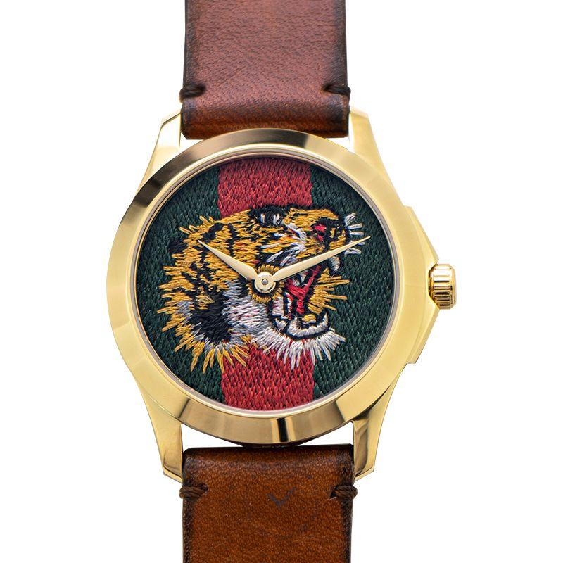 古馳 Le Marché Des Merveilles腕錶系列 YA126497