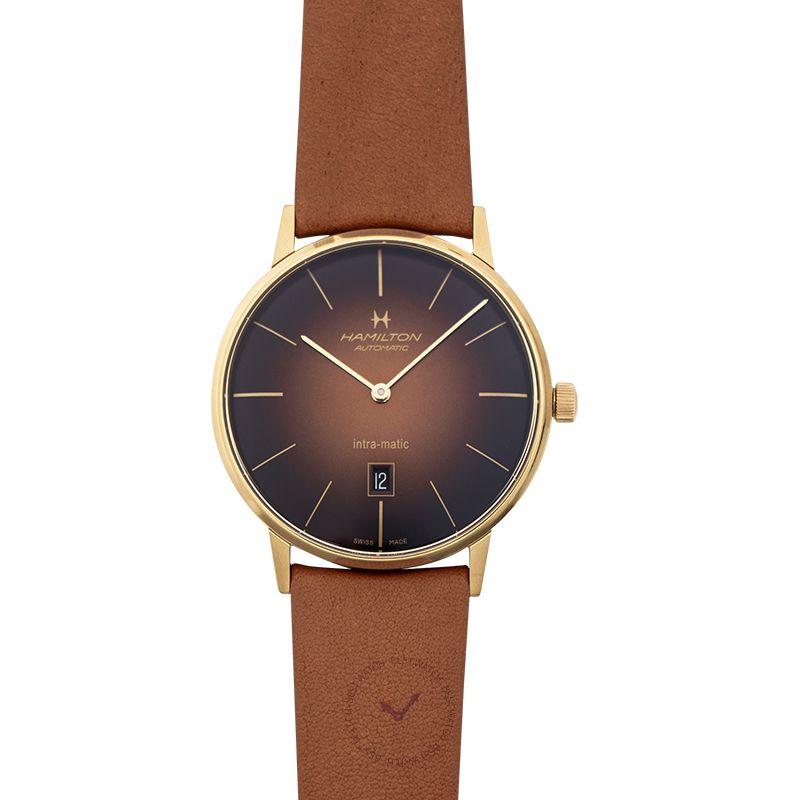 漢米爾頓錶 爵士腕錶系列 H38735501