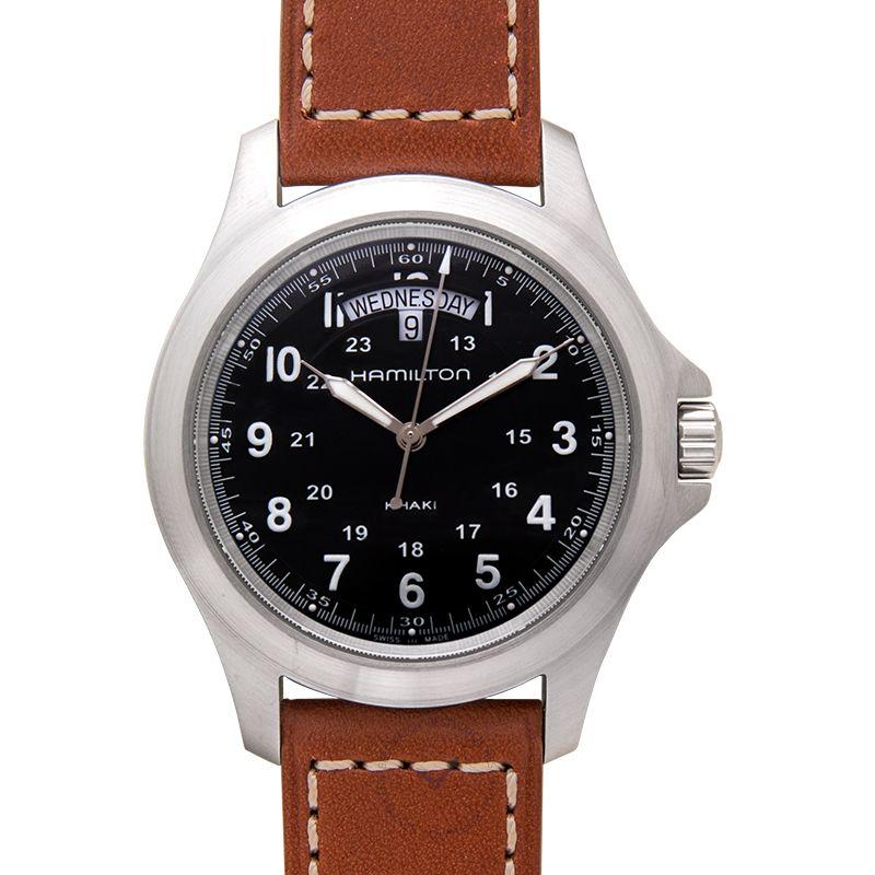 漢米爾頓錶 卡其野戰腕錶系列 H64451533
