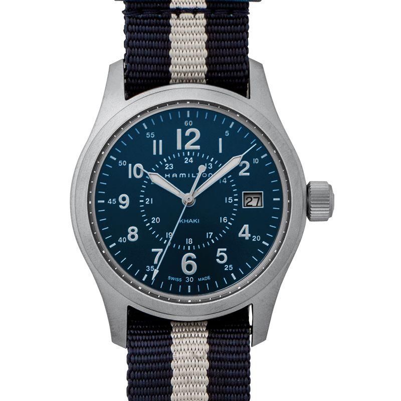 漢米爾頓錶 卡其野戰腕錶系列 H68201043