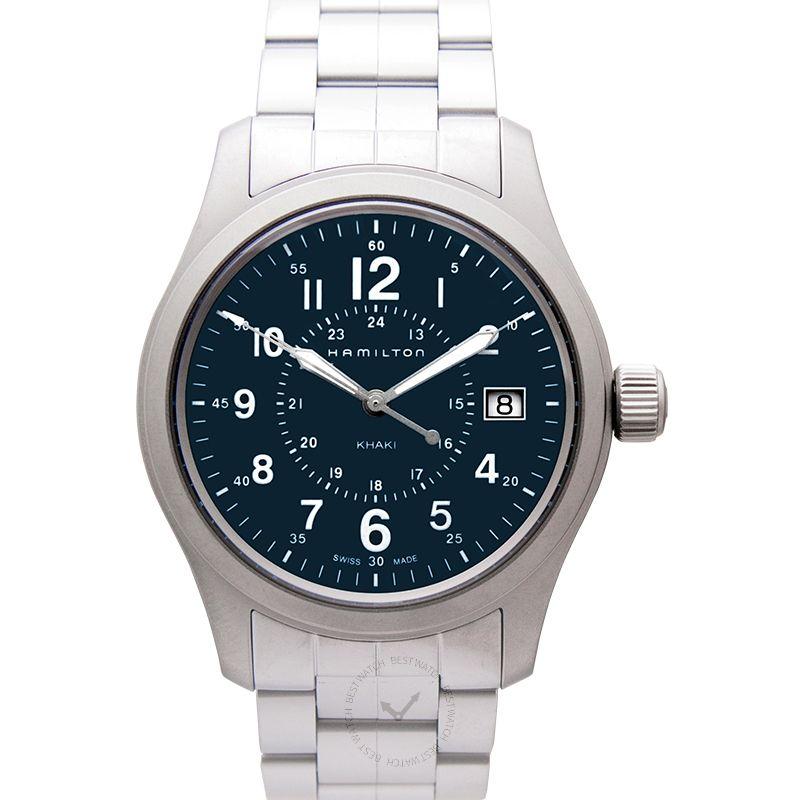漢米爾頓錶 卡其野戰腕錶系列 H68201143