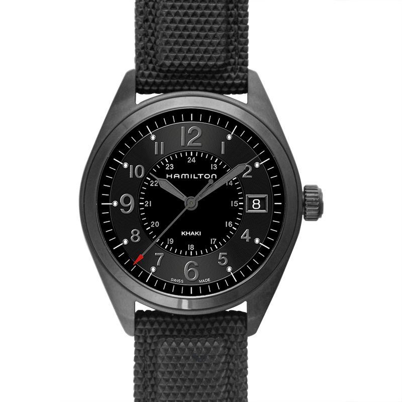漢米爾頓錶 卡其野戰腕錶系列 H68401735