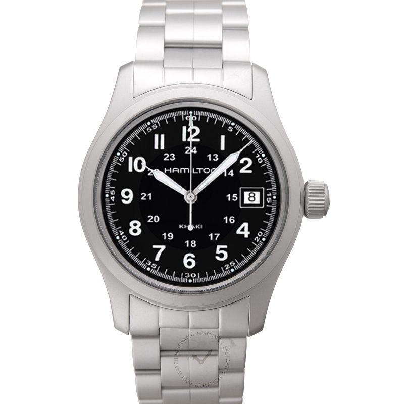 漢米爾頓錶 卡其野戰腕錶系列 H68411133