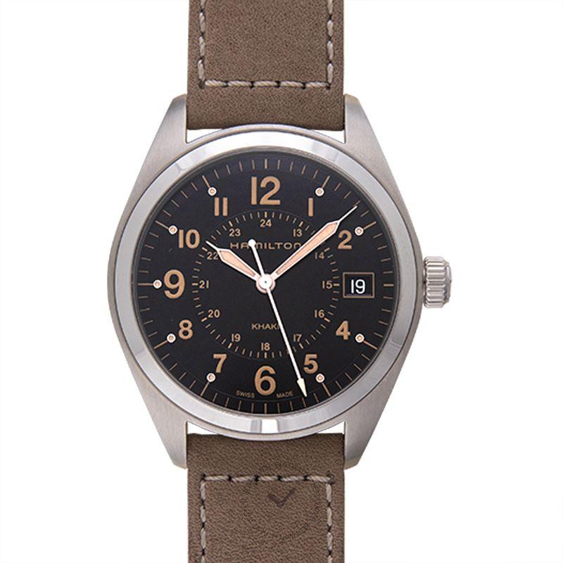 漢米爾頓錶 卡其野戰腕錶系列 H68551833