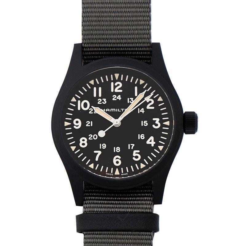 漢米爾頓錶 卡其野戰腕錶系列 H69409930
