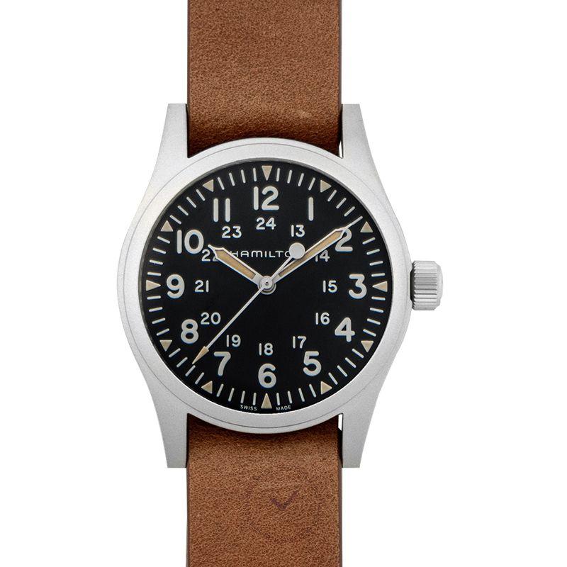 漢米爾頓錶 卡其野戰腕錶系列 H69439531