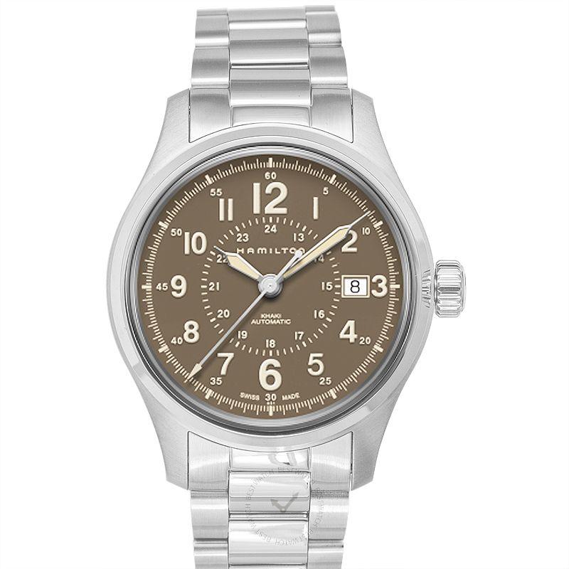 漢米爾頓錶 卡其野戰腕錶系列 H70305193
