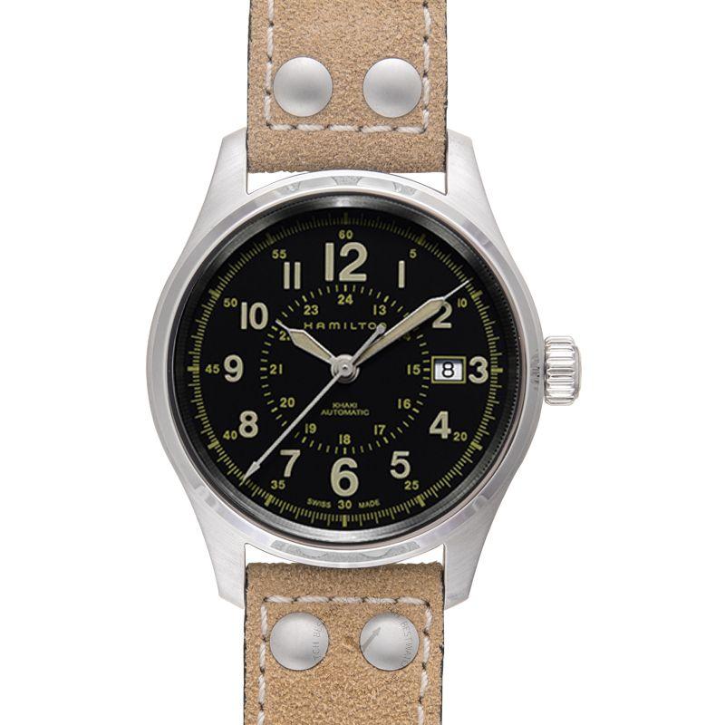 漢米爾頓錶 卡其野戰腕錶系列 H70595593