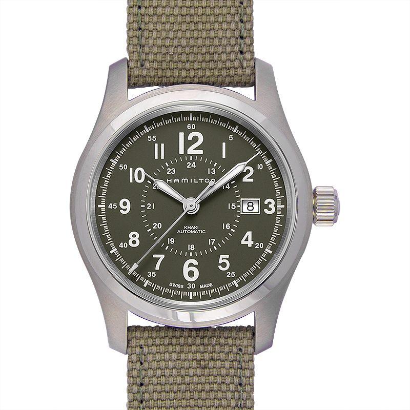 漢米爾頓錶 卡其野戰腕錶系列 H70605963
