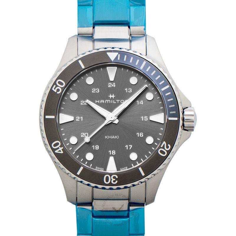 漢米爾頓錶 卡其海軍腕錶系列 H82211181