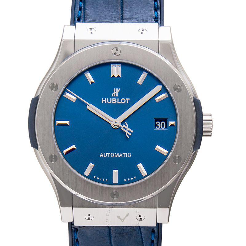 宇舶錶 Classic Fusion腕錶系列 511.NX.7170.LR