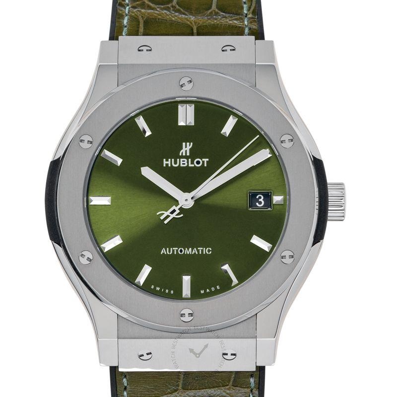 宇舶錶 Classic Fusion腕錶系列 511.NX.8970.LR