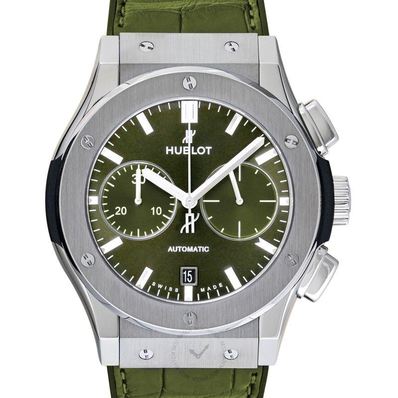宇舶錶 Classic Fusion腕錶系列 521.NX.8970.LR