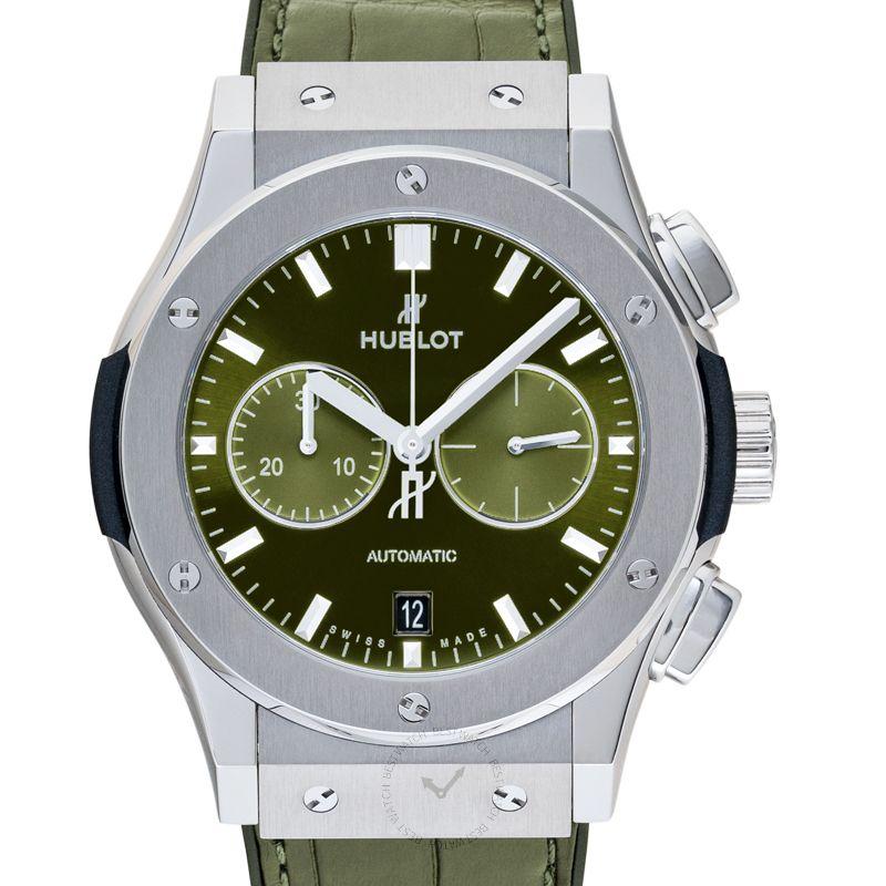 宇舶錶 Classic Fusion腕錶系列 541.NX.8970.LR