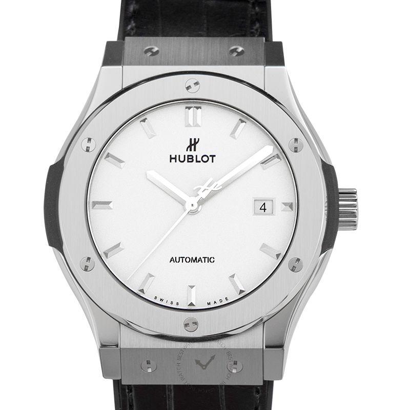 宇舶錶 Classic Fusion腕錶系列 542.NX.2611.LR