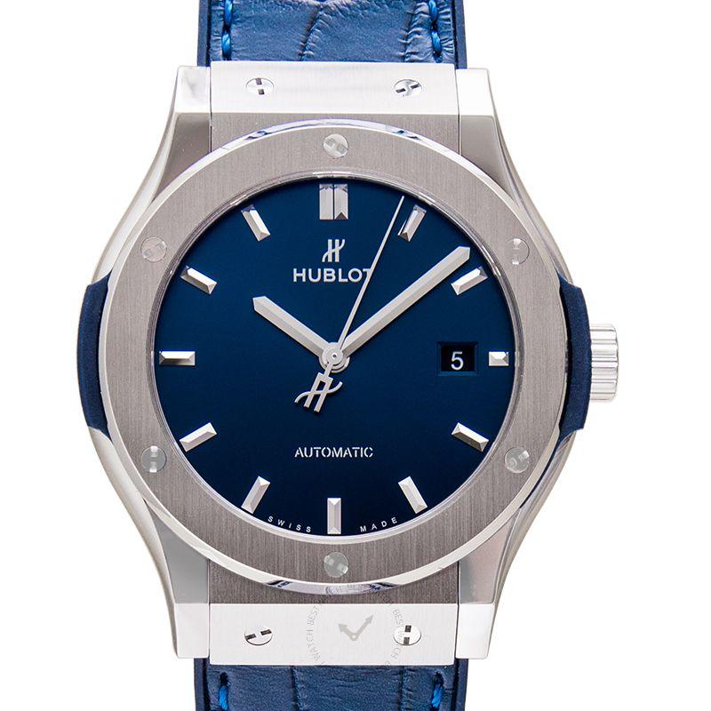 宇舶錶 Classic Fusion腕錶系列 542.NX.7170.LR