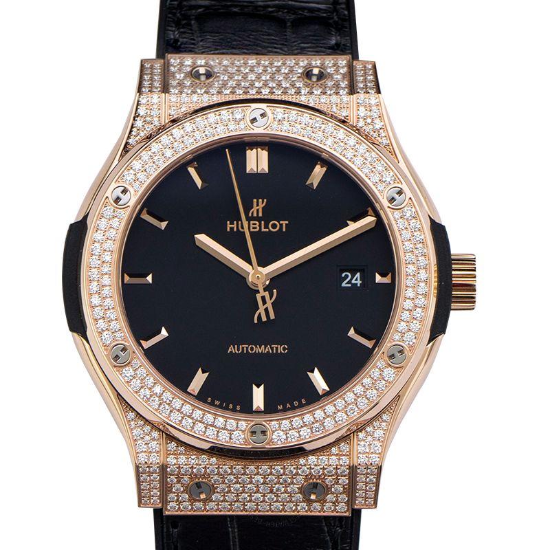 宇舶錶 Classic Fusion腕錶系列 542.OX.1181.LR.1704