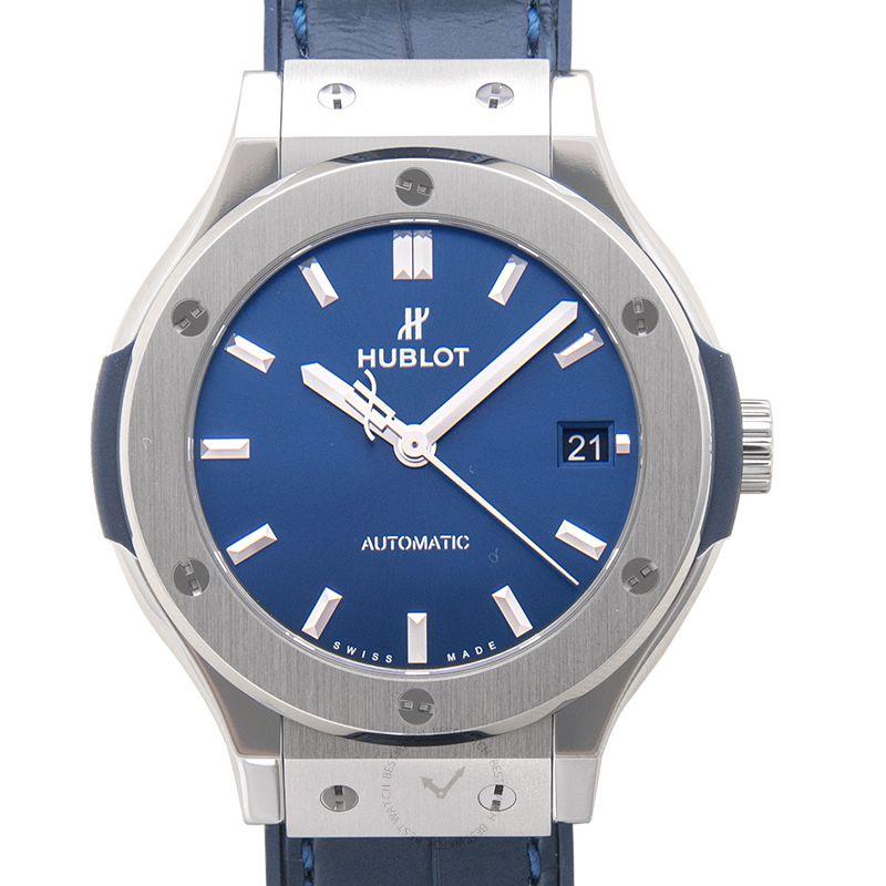 宇舶錶 Classic Fusion腕錶系列 565.NX.7170.LR