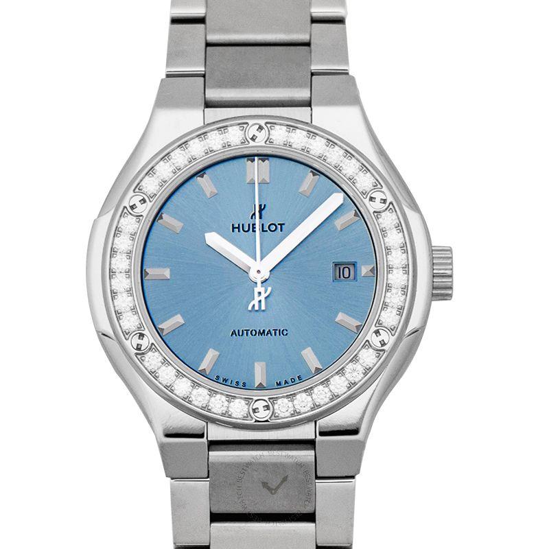 宇舶錶 Classic Fusion腕錶系列 585.NX.891L.NX.1204