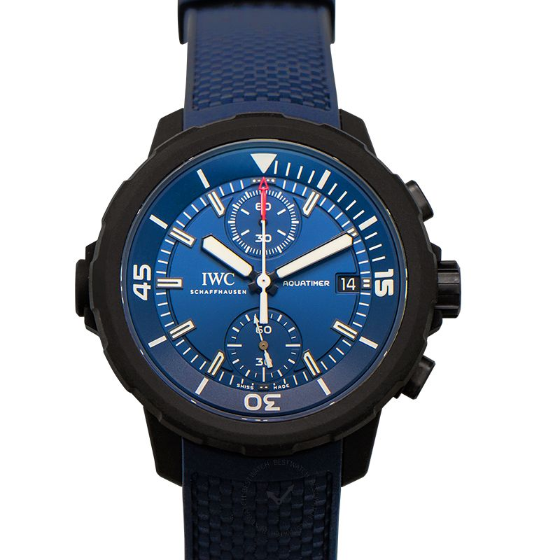 IWC萬國錶 海洋時計腕錶系列 IW379507