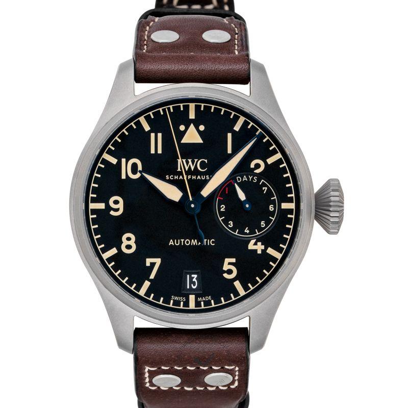 IWC萬國錶 飛行員腕錶系列 IW501004