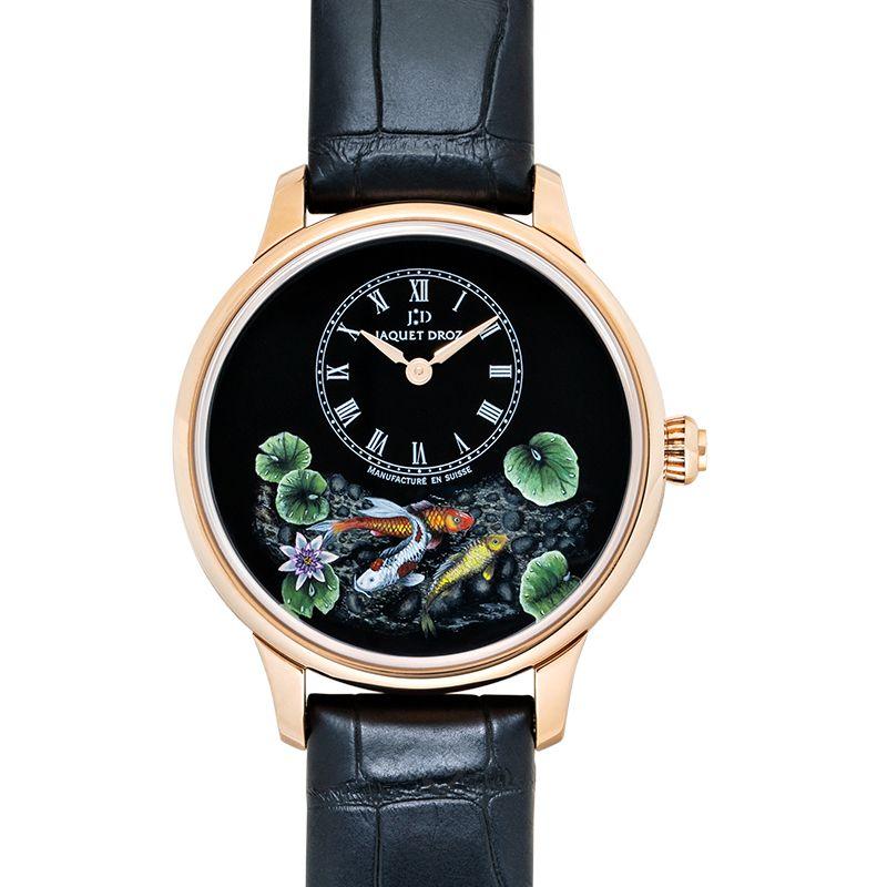 雅克德羅 藝術工坊腕錶系列 J005013224