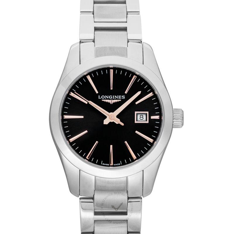 浪琴 征服者經典腕錶系列 L22864526