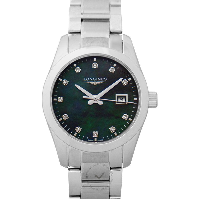 浪琴 征服者經典腕錶系列 L22864886