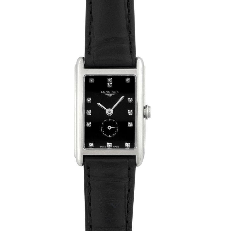 浪琴 浪琴錶黛綽維納腕錶系列 L52554570