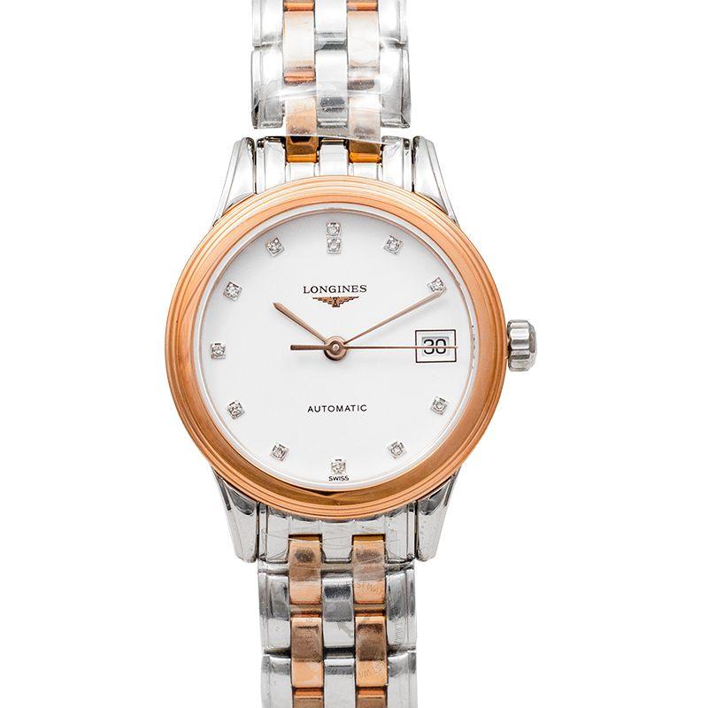 浪琴 軍旗腕錶系列 L42743997