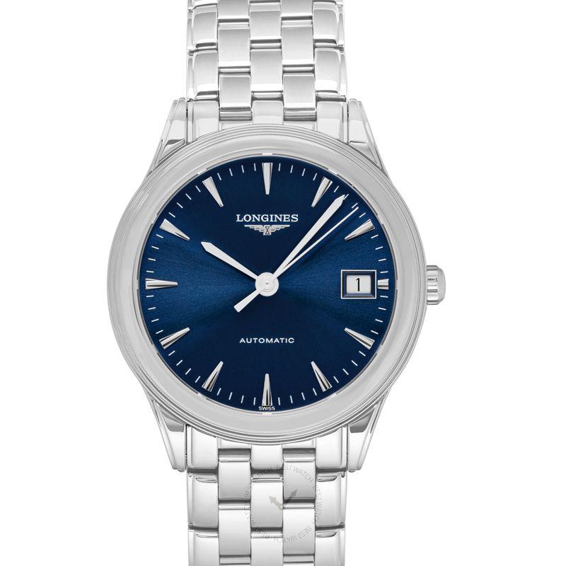 浪琴 軍旗腕錶系列 L47744926