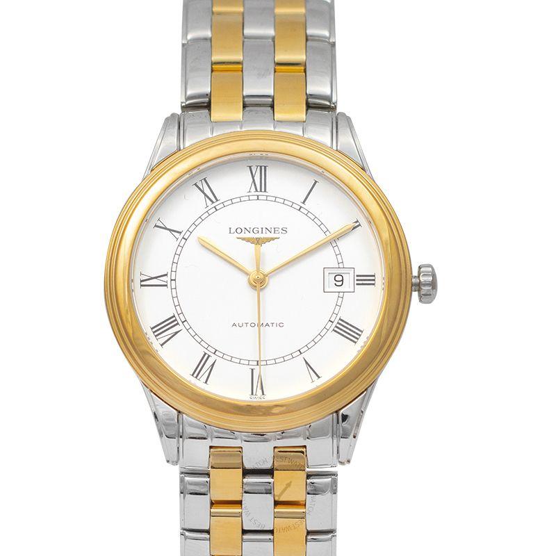 浪琴 軍旗腕錶系列 L49743217
